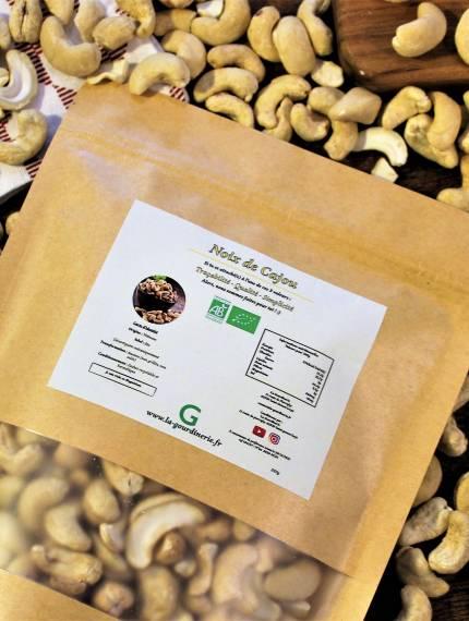 Noix de Cajou Bio | La Gourdinerie